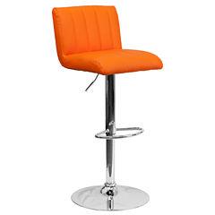 Low Back Design Contemporary Barstool