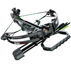 Barnett Crossbows™ Quad Edge 340 FPS Compound Crossbow Package