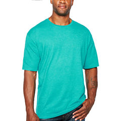 The Foundry Big & Tall Supply Co. Tees Short Sleeve Crew Neck T-Shirt-Big and Tall