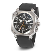 Wrist Armor® C4 Mens US Air Force Rubber Strap Watch