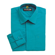 Stacy Adams® French-Cuff Dress Shirt - Big