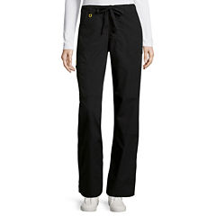 WonderWink® Womens Cargo Pants - Petite
