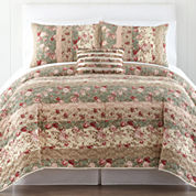 Home Expressions™ Sweet Floral Quilt