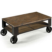 Ironwood Distressed Pine Small 40