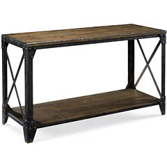 Ironwood Console Table