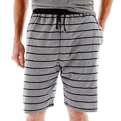 Hanes® 2-pk. Jersey Pajama Shorts–Big & Tall