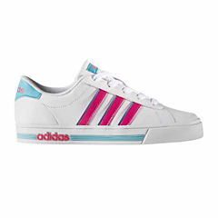 adidas Daily K Girls Sneakers - Big Kids