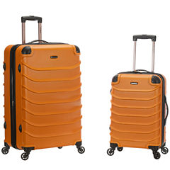 Rockland 2-pc. Hardside Luggage Set