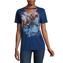 Thor Graphic T-Shirt- Juniors