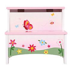 Butterfly Buddies Step-Up Storage