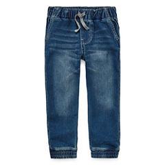 Arizona Terry Jogger Pants - Toddler Boys