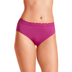 Olga® Without A Stitch® Hi-Cut Brief Panties - 23067