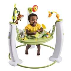 Evenflo Exersaucer Safari Friends Baby Activity Center