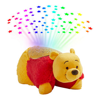 Pillow Pets Sleeptime Lites Disney Winnie The Pooh Plush Night Light