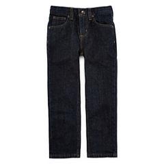 Arizona Original-Fit Jeans - Preschool Boys 4-7, Slim & Husky