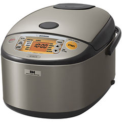 10-Cup Induction Heating System Rice Cooker and Warmer