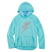Xersion™ Long-Sleeve Icon Polyfleece Jacket - Girls 7-16 and Plus