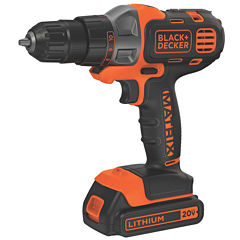 Black & Decker MATRIX™ 20V MAX® Lithium Drill/Driver