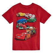 Disney® Cars Multi Graphic Tee