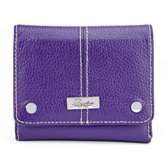Buxton Wescott Zip Around Wallet