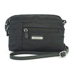 St. John's Bay Sjb Micro Dynmc Xbdy Crossbody Bag