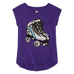 Total Girl Graphic T-Shirt-Preschool Girls