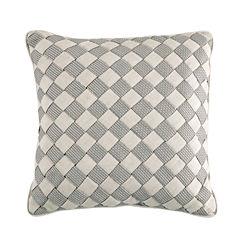 Croscill Classics Gavin Square Throw Pillow