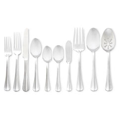 International® Simplicity 101-pc. Flatware Set