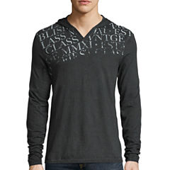 i jeans by Buffalo Carlitos Long-Sleeve Hooded Knit Shirt