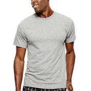 Hanes® 4-pk. ComfortBlend® Tagless Crewneck T-Shirt
