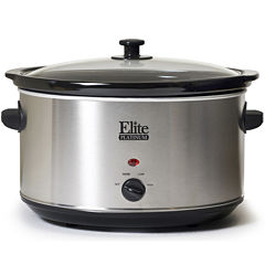 Elite Platinum MST-900V 8.5-Quart Slow Cooker