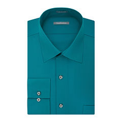 Van Heusen® Lux Sateen Long-Sleeve No-Iron Dress Shirt