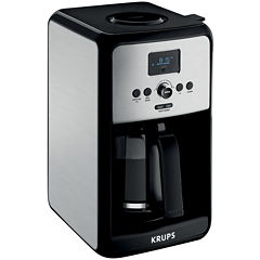 Krups® Savoy Stainless Steel 12-Cup Coffee Maker