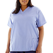 Fundamentals by White Swan Ladies 2-Pocket Top