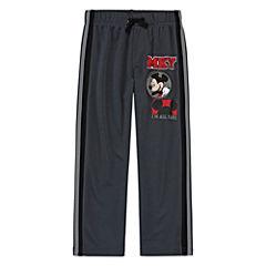Okie Dokie® Mickey Mouse Athletic Pants - Preschool Boys 4-7