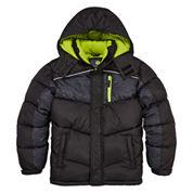 Xersion™ Promo Puffer Long-Sleeve Jacket - Boys 8-20
