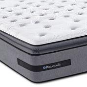 Sealy® Posturepedic® Plus Livermore Valley Plush - Mattress + Box Spring