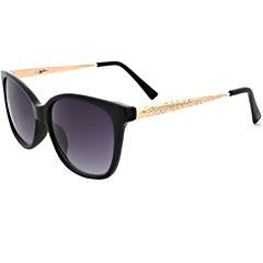 Oleg Cassini Full Frame Square UV Protection Sunglasses-Womens