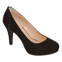 Liz Claiborne® Daylin Platform Dress Pumps