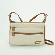 St. John`s Bay Beaumont Mini Crossbody Bag