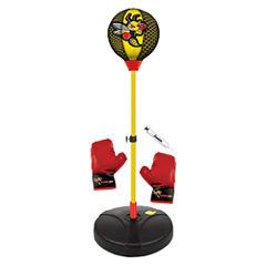 Franklin Sports Stinger Bee Floor Standing Speed Bag