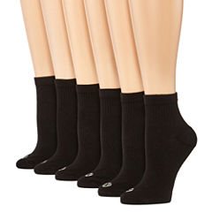Xersion 8 Pair Quarter Socks