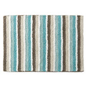 JCPenney Home™ Cotton Reversible Stripe Bath Rug Collection