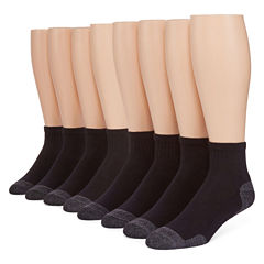 Xersion™ 8-pk. Quarter Socks - Big & Tall