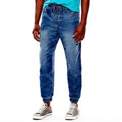 Arizona Flex Denim Jogger Pants