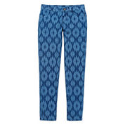 Arizona Knit Jeggings - Girls 7-16 and Plus