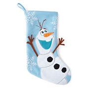 North Pole Trading Co. Olaf Stocking
