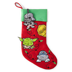 North Pole Trading Co. Star Wars Stocking