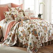 Levtex Pomona Floral Quilt Set