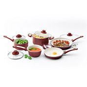 GreenPan™ Focus 10-pc. Ceramic Nonstick Cookware Set
